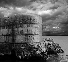 CROATIAN FORT by BYRON