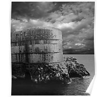 CROATIAN FORT Poster