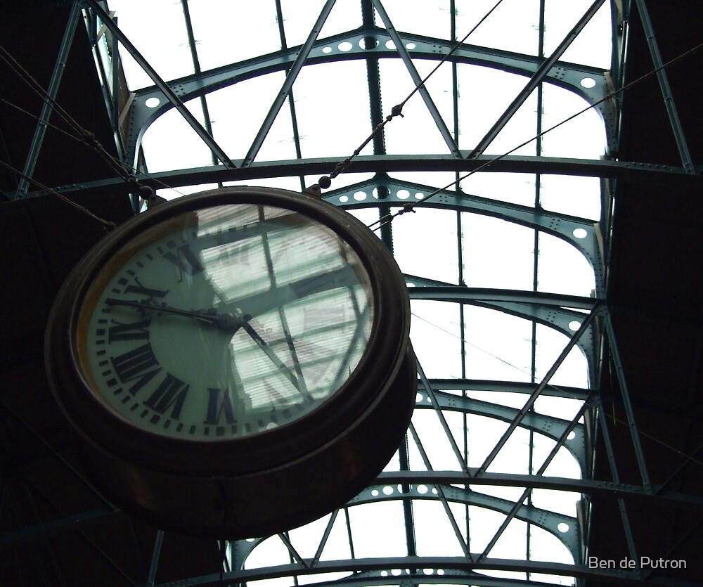 Timepiece by Ben de Putron