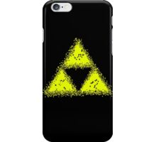 TRIFORCE PIXEL iPhone Case/Skin