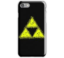TRIFORCE PIXEL iPhone Case/Skin