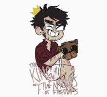 Markiplier- King of Five Nights at Freddy's One Piece - Long Sleeve