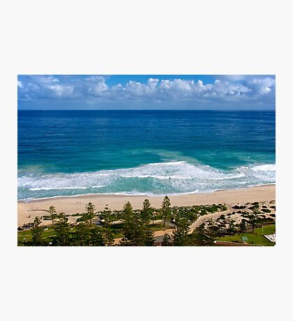 Beautiful Scarborough Beach, Perth Photographic Print