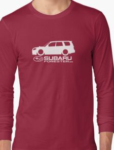SubaruForester.org - SG9 Love Long Sleeve T-Shirt