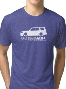 SubaruForester.org - SG9 Love Tri-blend T-Shirt
