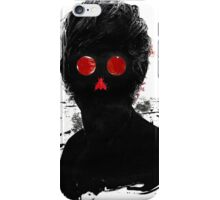 Fly Nose Red Eyes iPhone Case/Skin