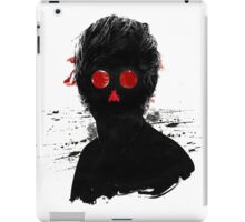 Fly Nose Red Eyes iPad Case/Skin