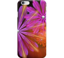 Sunset Foral iPhone Case/Skin