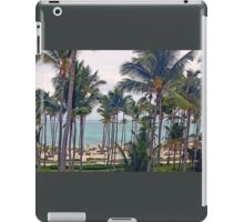 Punta Cana iPad Case/Skin