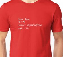A Kiss Is Just a Kiss Unisex T-Shirt
