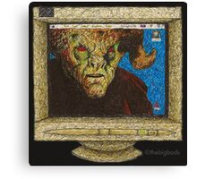 I, Robot... You, Jane - Malcolm/Moloch - BtVS Canvas Print