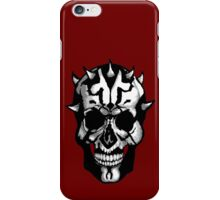 Sith Skull iPhone Case/Skin