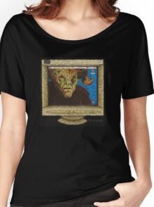 I, Robot... You, Jane - Malcolm/Moloch - BtVS Women's Relaxed Fit T-Shirt