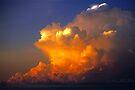 Darwin Thunderstorm by Ern Mainka