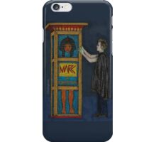Puppet Show - Marc - BtVS iPhone Case/Skin