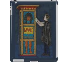 Puppet Show - Marc - BtVS iPad Case/Skin