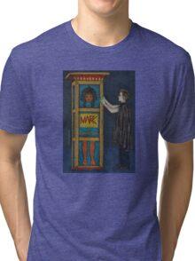 Puppet Show - Marc - BtVS Tri-blend T-Shirt