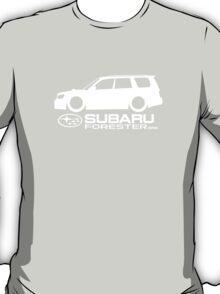 SubaruForester.org - SG5 Love T-Shirt