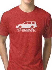 SubaruForester.org - SG5 Love Tri-blend T-Shirt