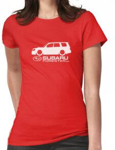 SubaruForester.org - SG5 Love Womens Fitted T-Shirt