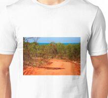 The red road to Cygnet Bay - Dampier Peninsula Unisex T-Shirt