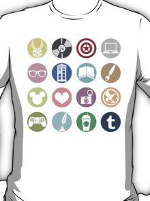 Tumblr Life T-Shirt