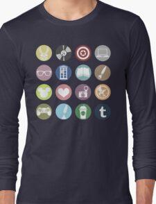 Tumblr Life Long Sleeve T-Shirt
