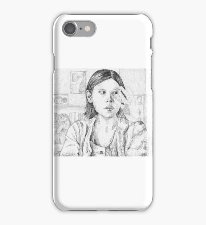 Out of Mind, Out of Sight - Marcie - BtVS iPhone Case/Skin
