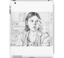 Out of Mind, Out of Sight - Marcie - BtVS iPad Case/Skin