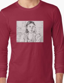 Out of Mind, Out of Sight - Marcie - BtVS Long Sleeve T-Shirt