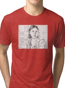 Out of Mind, Out of Sight - Marcie - BtVS Tri-blend T-Shirt