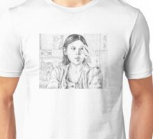 Out of Mind, Out of Sight - Marcie - BtVS Unisex T-Shirt