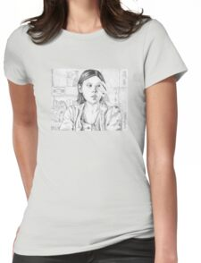 Out of Mind, Out of Sight - Marcie - BtVS Womens Fitted T-Shirt
