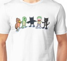Batty and Friends Unisex T-Shirt