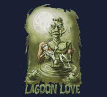 Lagoon Love One Piece - Long Sleeve