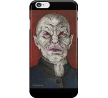 Prophecy Girl - The Master - BtVS iPhone Case/Skin