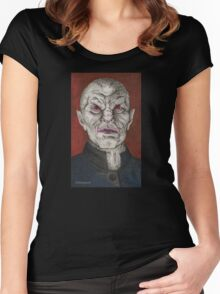Prophecy Girl - The Master - BtVS Women's Fitted Scoop T-Shirt