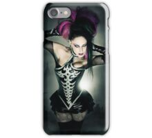 Andromeda X - Super Villain 1 iPhone Case/Skin