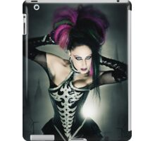 Andromeda X - Super Villain 1 iPad Case/Skin