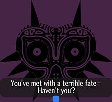 Legend of Zelda - Majora's Mask: Terrible Fate by holycrow