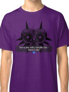 Legend of Zelda - Majora's Mask: Terrible Fate Classic T-Shirt