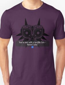 Legend of Zelda - Majora's Mask: Terrible Fate T-Shirt