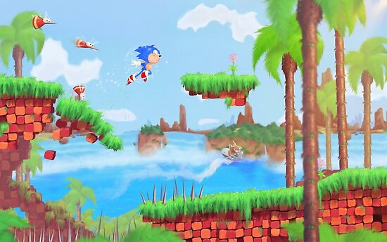 Sonic Boom by orioto