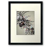 Pop Culture Framed Print