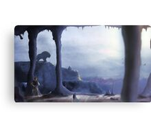 Another World Metal Print