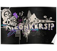 Zonkers Poster