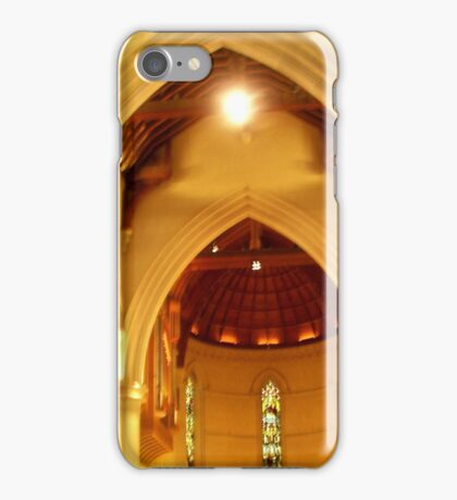 Christchurch Square Cathedral New Zealand  iPhone Case/Skin