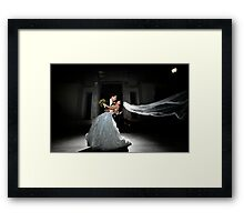 The Dip Framed Print