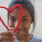 love love heart by Kimann
