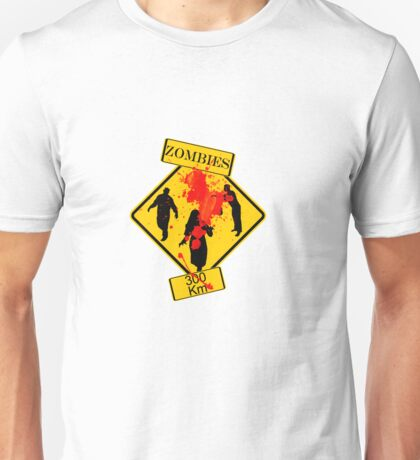 Zombies Crossing T-Shirt